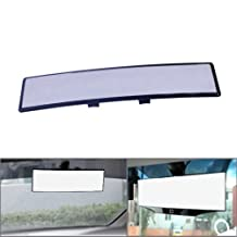 PME Panoramic Rearview Mirrors Manual Adjustment Universal Wide Angle Safety Blind