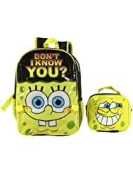 Character SPONGEBOB BACKPACK