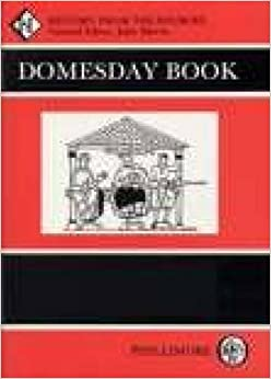 Domesday Book Huntingdonshire (Domesday Books (Phillimore)) by John Morris (1975-04-01)