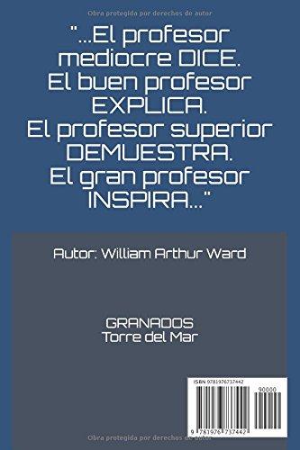 AGENDA DEL PROFESOR: (Phepe edition) (Spanish Edition): LUIS ...