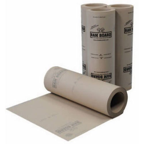 "Price comparison product image Ram Board Floor Protection Fiberboard, 38"" Wide by 100' Long"
