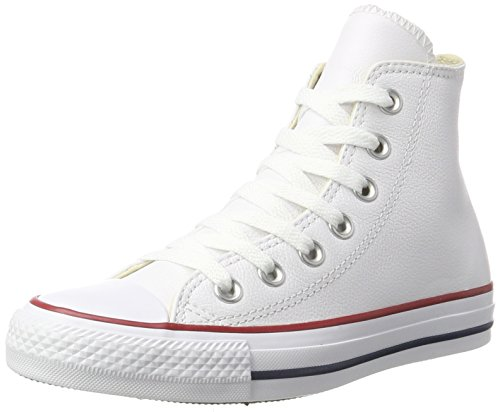 Converse Unisex-Erwachsene All Star Hi Hohe Sneaker Optical White
