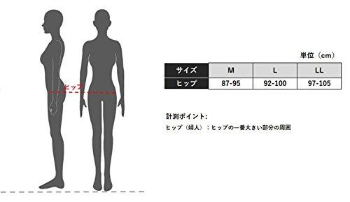 (アツギ) ATSUGI 補正ショーツ 骨盤メイク 骨盤クロスショーツ ヒップアップ 〈2枚セット〉