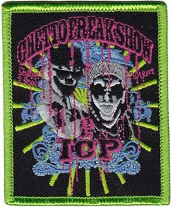 Insane Clown Posse ICP Rock Music Band Novelty Iron On Patch - Ghetto Freak Show Applique
