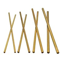 Latin Percussion LP246C 0.44 x 16.63-Inch Ash Timbales Sticks (Pair of 6)
