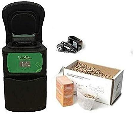 Amazon.com: bioCOMpet - Composter para residuos de cocina y ...