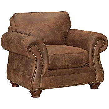Broyhill Laramie Chair, Chocolate