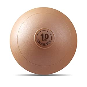 j/fit Dead Weight Slam Ball for Strength & Conditioning WODs, Plyometric and Core Training, and Cardio Workouts – Available in Many Weights and Styles