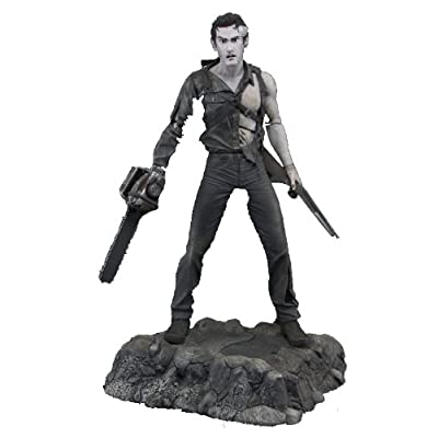 "NECA SDCC Exclusive Evil Dead 2 - Hero from The Sky Ash 7"" Action Figure: Toys & Games"