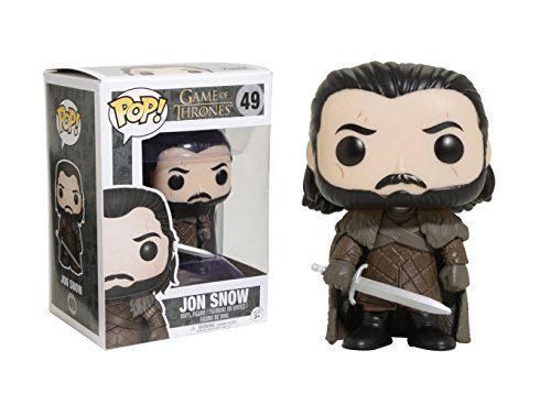 Funko POP Game of Thrones GOT Jon Snow Action Figure from Funko