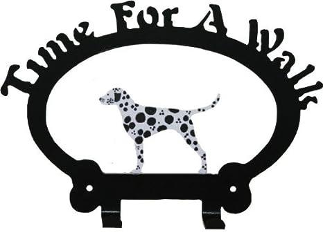 Amazon Com Time For A Walk Dalmatian Leash Hook Pet Supplies