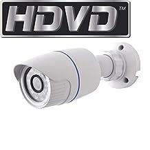 HDVD™ HDVD-iPB3FT 3 Megapixel 3MP (2048 × 1536) Network IP HD CCTV Security Surveillance Bullet Pipe Outdoor / Indoor Camera 3.6mm Lens IR (upto 65ft) DC 12V / PoE power