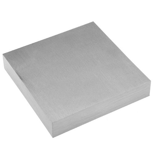 Beadaholique Solid Metal Bench Block Wire Hardening and Wire Wrapping Tool (Block Steel Stainless)