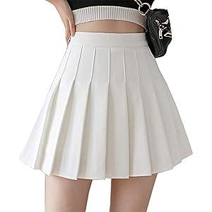 חצאית ספורט קצרה ואופנתית מגיעה למותן - מיועדת לנשים