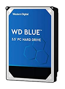 Western Digital WD10EZEX Disco Duro Sata 3 para PC, 1 TB