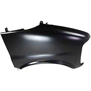 95-05 Chevy Astro Van Front Fender Quarter Panel Right Side GM1241237 12388956