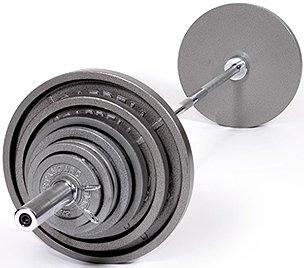 USA Sports 500LB Standard Olympic Weight Set