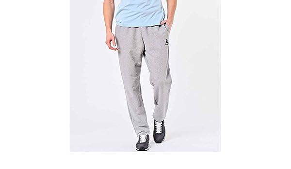Le Coq Sportif PANT BAR REGULAR UNBR M Pantalones de Chandal Gris ...