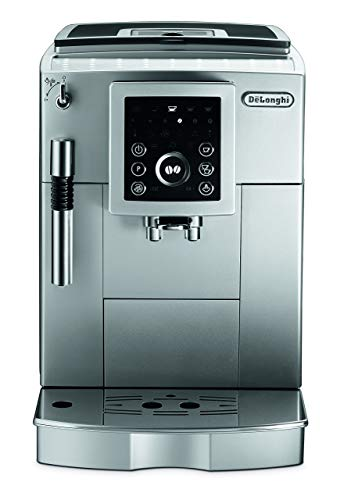Delonghi ECAM23210SB Super Automatic Coffee Machine, Silver (Certified Refurbished)