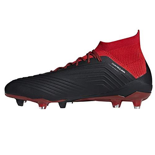 Predator De Adidas Noir negb 18 1 Pour Fg Chaussures Homme Football PXHXgw