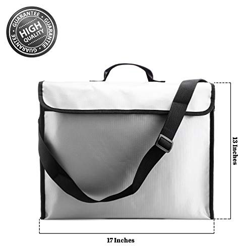 Large Fireproof Document Bags by Ripcoast(17