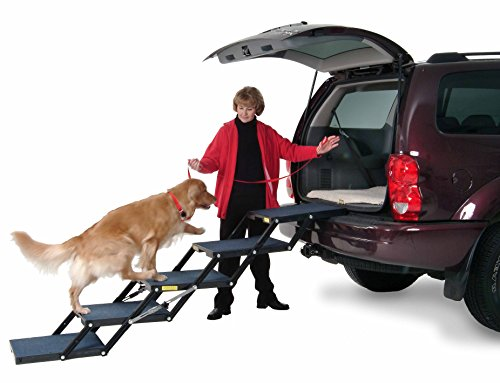 Folding Dog Steps For Cars
