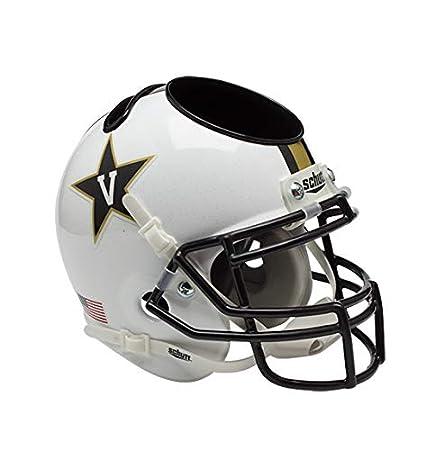 Schutt NCAA Vanderbilt Commodores Football Helmet Desk Caddy