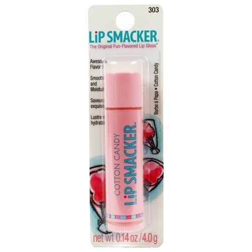 Bonne Bell LipSmacker Lip Smacker Smackers,Cotton Candy [6 pack]