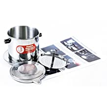 Vietnamese Dripper Coffee Machine Filter. Suitable for Trung Nguyen Coffee- Gravity Insert, Extra large (15 oz)