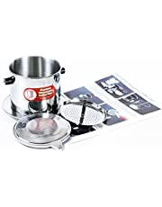 Vietnamese Coffee Filter Set. Also known as a Vietnamese Coffee Maker or Press 8oz