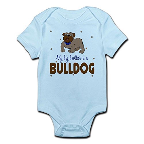 CafePress Brother Bulldog Infant Bodysuit