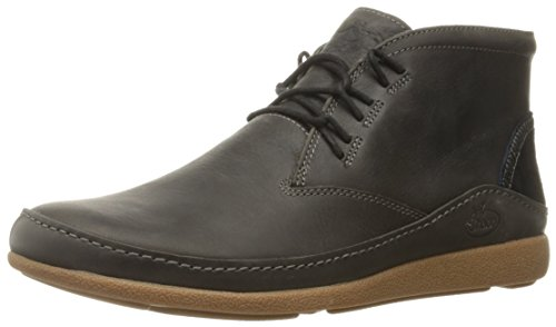 Chaco Mens Montrose Chukka Boots Nickel Grå