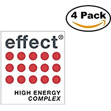 Effect Energy Drink 4 Stickers 4X4 inches Car Bumper Window Sticker Decal