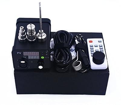 PID Temperature Controller with Titanium Accessories