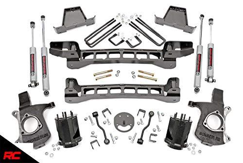 03 gmc sierra lift kit - 9