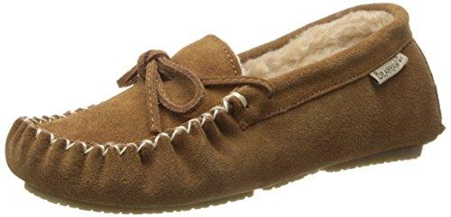 Bearpaw Ashlynn Womens Suede Slipper Shoes