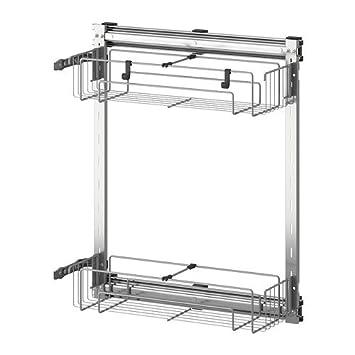 IKEA UTRUSTA - Ausziehbare Innenausbau - 20 cm: Amazon.de: Küche ...