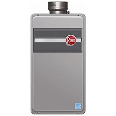Rheem RTGH-84DVLP 8.4 GPM Direct Vent Tankless Low Nox Water Heater (LP)
