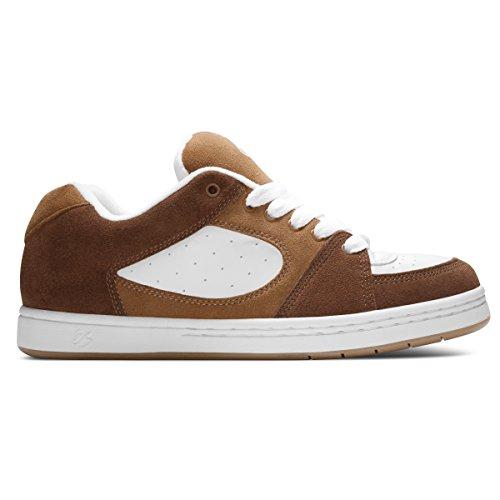 c26a2367c3d6a5 Beliebte Schuhe   Weeklycost.com Rabatt Schuhladen éS Herren Skateschuh Es  Accel OG Skateschuhe Brown Tan White