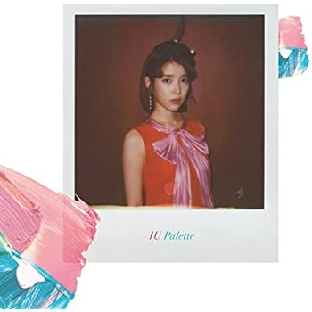 IU - Palette (Vol.4) CD+Photo Booklet+Folded Poster