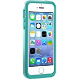 OtterBox Symmetry Case for Apple iPhone 5/5s-Frustration, Free Packaging, Aqua Sky