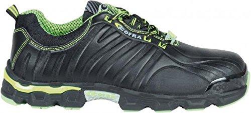 Cofra sbatt S3ESD SRC pares de zapatos de seguridad de tamaño 40Verde