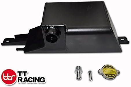 HEAD/_OT/_BK Aluminum Radiator Coolant Overflow Tank VR38DETT CAN FOR 09-17 GTR R35