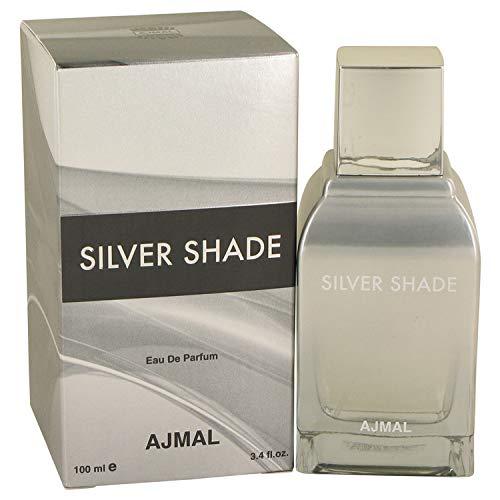 Ajmal Silver Shade 3.4 oz Eau De Parfum Spray For Menfree vials
