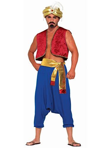 Forum Aladdin Desert Prince White Pants Standard -