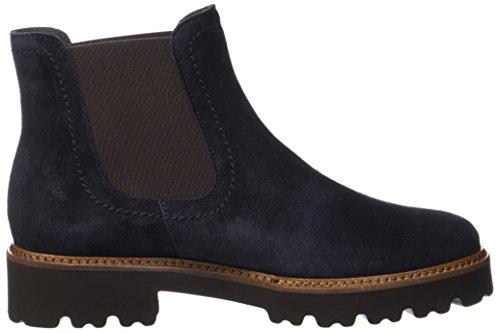 Gabor Dames Mode Laarzen Blauw (pacific Donkerbruin)