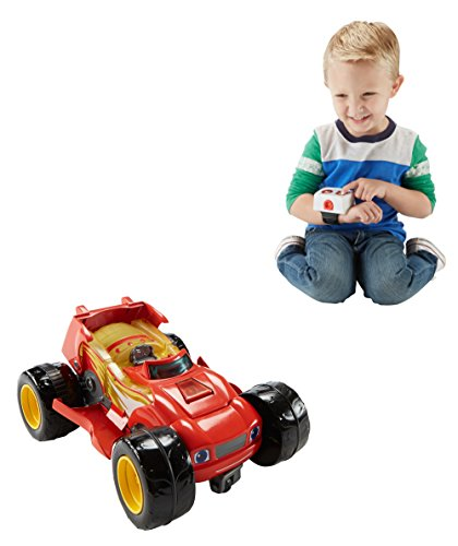 Fisher-Price Nickelodeon Blaze and the Monster Machines Transforming R/C Blaze