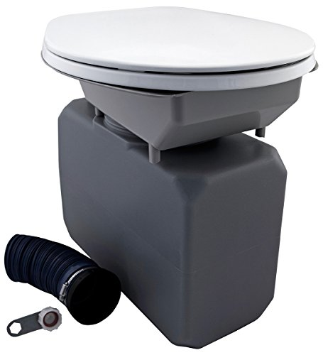 - ECO-Safe Toilet System