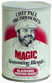 Magic Seasoning, Blackened Redfish Magic, 24 oz. (4 Count) by Chef Paul Prudhomme's Magic Seasoning Blends