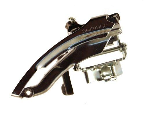 Triple Front Derailleur (Shimano Tourney FD-TY22-GS 31.8 Triple Front Derailleur)